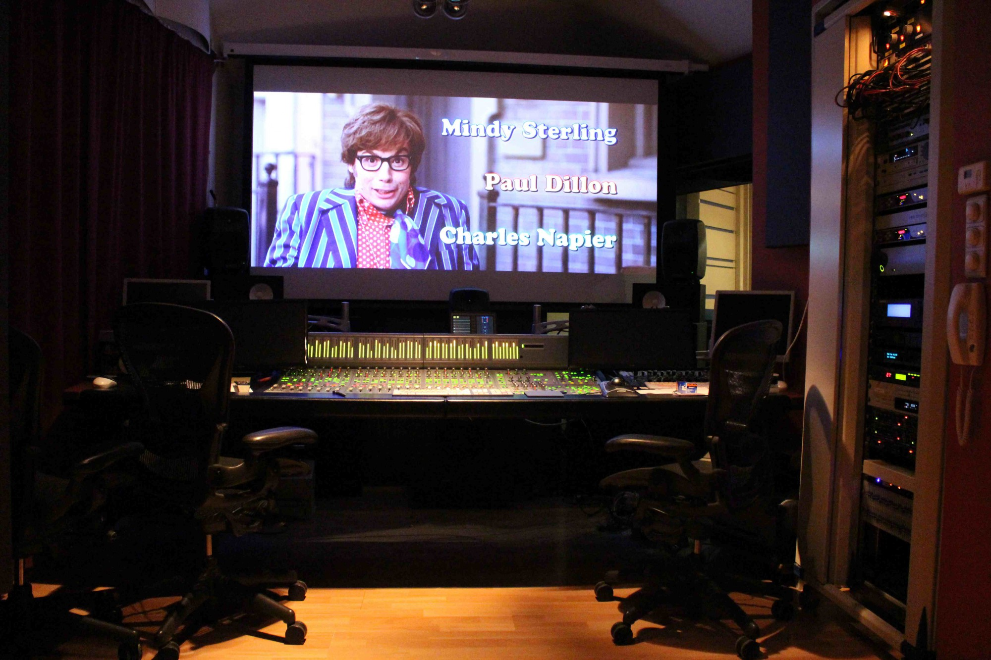 Audiofrequence Studio A