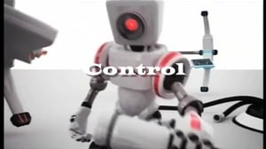 Control (TRAILER) of short silent animation film – (6')